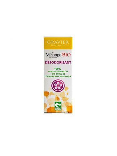 DESODORISANT mélange bio d'huiles essentielles pour diffuseur