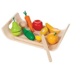 Plateau de fruits et légumes