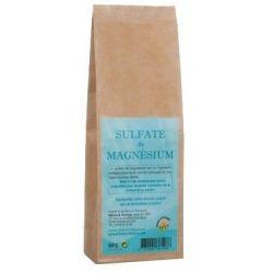 Sulfate de magnésium (sel d'Epsom) 500 grs