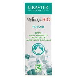 PUR AIR mélange huiles essentielles bio pour diffuseur 30ml
