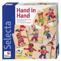 Main dans la main dès 3 ans