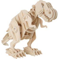 Kit en bois Dino-robot T-Rex
