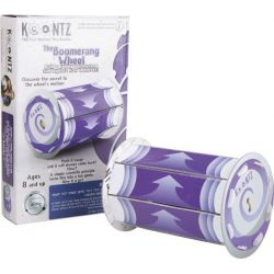 Kit de construction Boomerang 8+