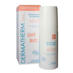 BABYCHANGE Crème pour le change Anti-irritations et fesses rouges