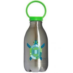 Gourde inox Loopy 450 ml TORTUE