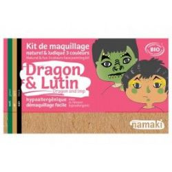 Kit de maquillage 3 couleurs  Dragon et lutin