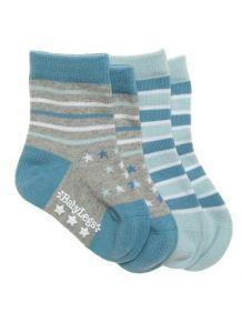 Lot 2 paires de chaussettes antidérapantes