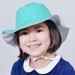 Chapeau anti UV Green Mood