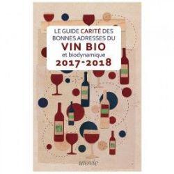 Le guide Carité des bonnes adresses du vin bio 2016-2017