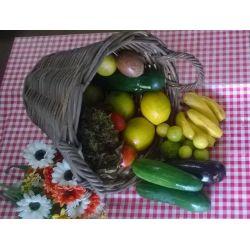 Le 2PAX , assortiment de fruits et légumes