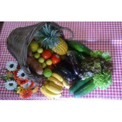 Le BIG MAMMA , assortiment de fruits et légumes