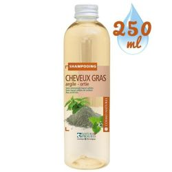 Shampoing chebeux gras Cosmo Naturel 250ml