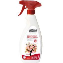 Désinfectant spray L'Artisan Savonnier 500ml