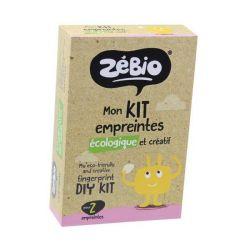 Kit empreintes écologique Zébio