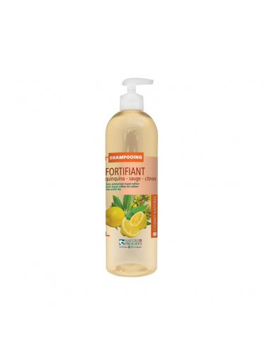 Shampoing fortifiant Quinquina Sauge Citron 500 ml