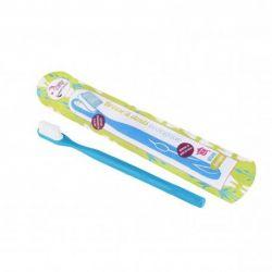 Brosse à dents rechargeable Lamazuna-bleue