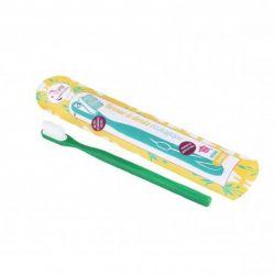 Brosse à dents rechargeable Lamazuna- vert sapin