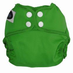 Couche lavable multi tailles Imagine - Vert