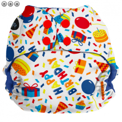 Couche lavable multi tailles Imagine - Birthday Boy