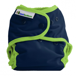 Couche lavable multi tailles BestBottom -  Bleu Marine