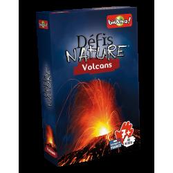 Jeu de défis nature - Volcans