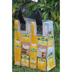 Sac recyclé - Ressac, Caba Chantal en tetrapack