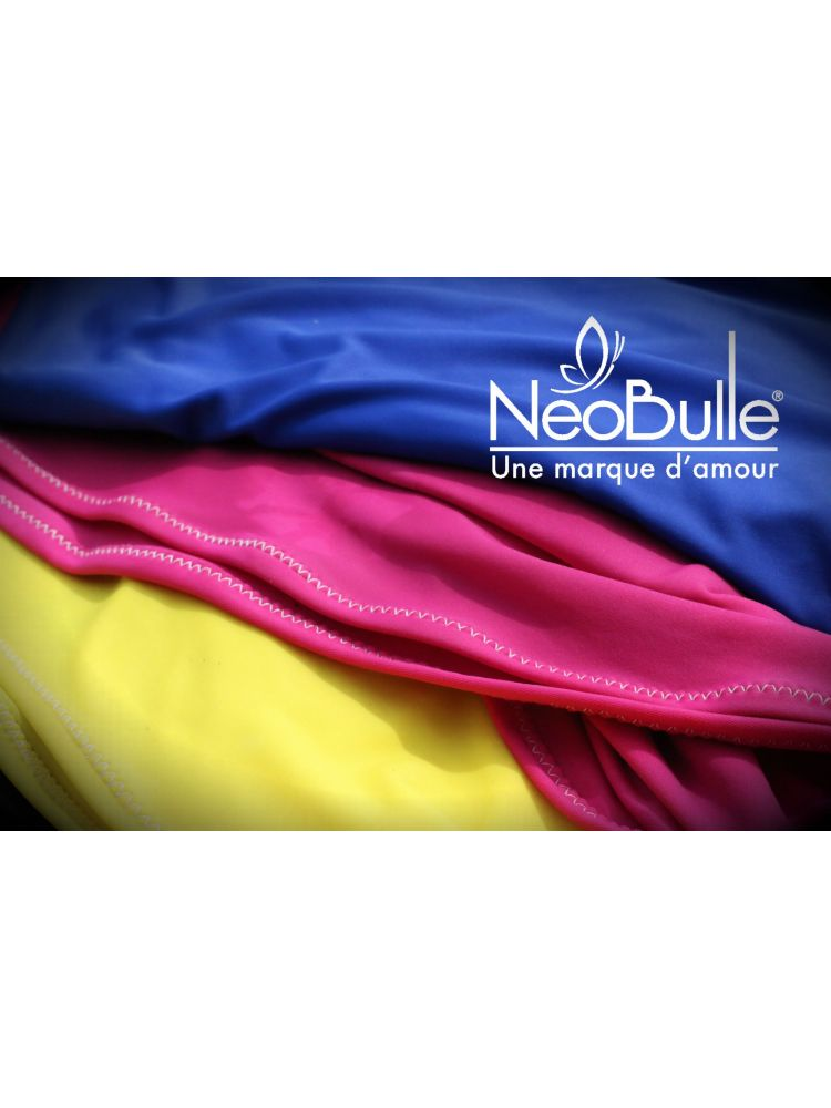 c6d4b89d6551 L écharpe AQUABULLE BLEUE de NéoBulle - Bio-Attitude Nouvelle Calédonie