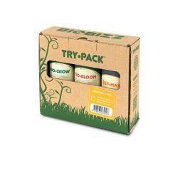 Trypack engrais plantes d'intérieur  BIOBIZZ