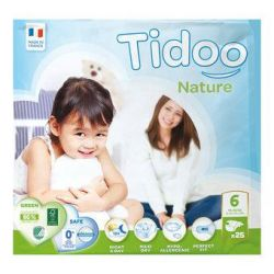 mini pack 16 à 30 kgs T6 couches night & day XL TIDOO