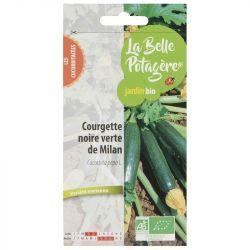 Courgette noire verte de Milan 1,6g Bio