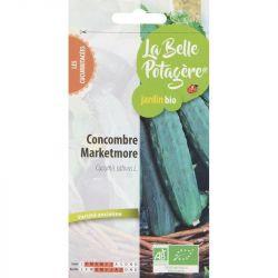 Concombre Marketmore 0,5g Bio