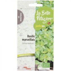 Basilic marseillais 0,5g Bio