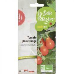 Tomate cerise poire rouge 0,15g Bio