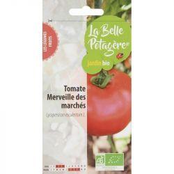Tomate Merveille des marchés 0,15g Bio