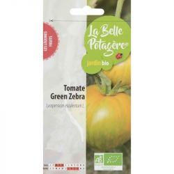 Tomate Green Zebra 0,15g Bio