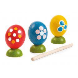 Oeufs de percussions
