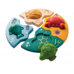 Puzzle la vie marine