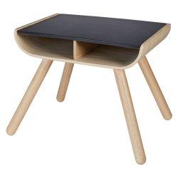 Table bureau dessus noir  3+