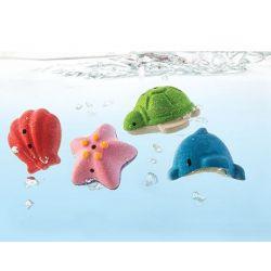 Mes animaux marins de bain, de mer!