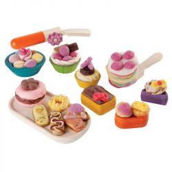 Accessoires pour pâte à modeler pâtisserie