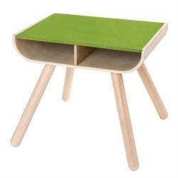 Table bureau dessus vert  3+