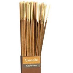 Bâtonnet encens 100% naturel Cannelle