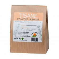 Tisane confort urinaire Nature et Partage 150 grs