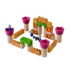 Bloc de construction chateau fort
