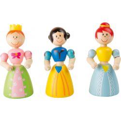 Figurines en bois