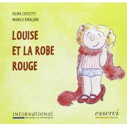 Louise et la robe rouge