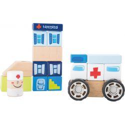 Ambulance à construire