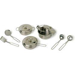 Ustensiles de cuisine en métal