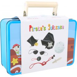 "Valise ""set de pirate"""