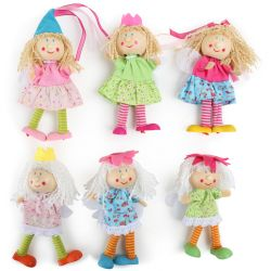 Marionnettes à doigt Princesses